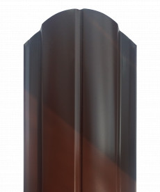 Металлический штакетник 120 мм