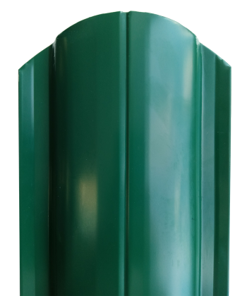 Металлический штакетник 130 мм