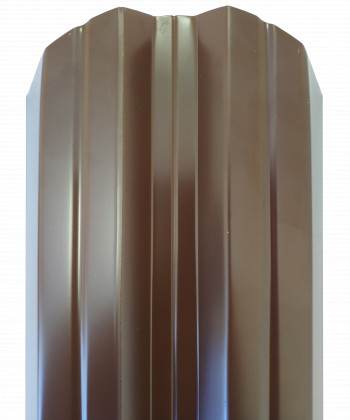 Металлический штакетник 111 мм